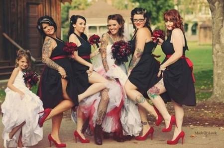 boda rock, boda rockera, boda temática, boda original