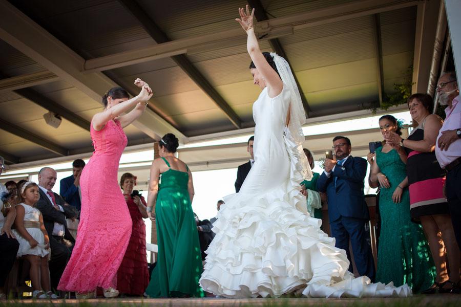 baile boda flamenca
