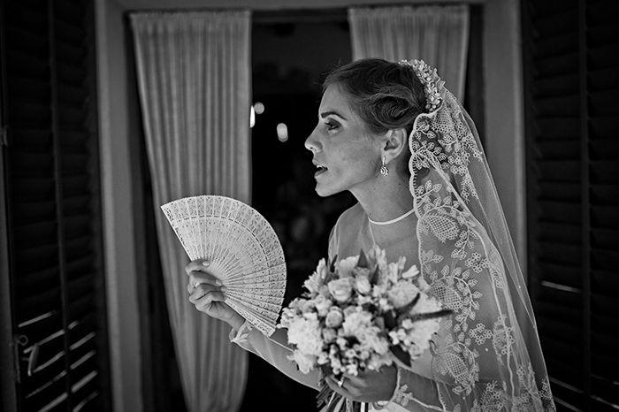 novia boda flamenca