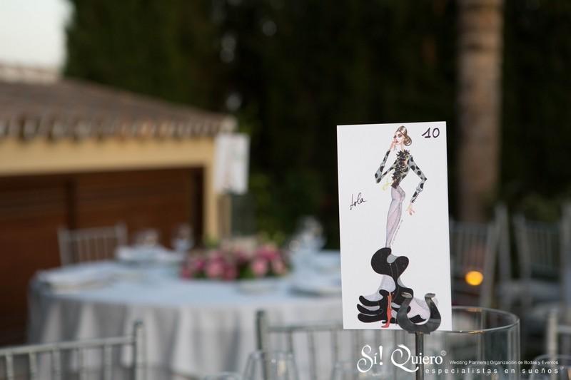 decoracion boda andaluza