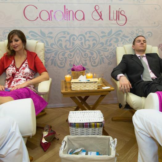 Boda de Carolina y Luis