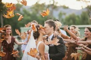 boda de otoño