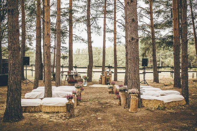 boda estilo rustico