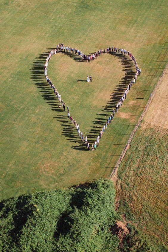 Drones  en las bodas